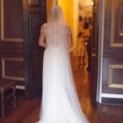 Classic Savannah Wedding Ceremony
