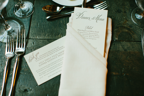 Classic Wedding Stationery Suite