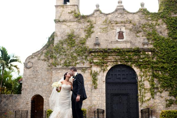 Coconut Grove Miami Church Wedding