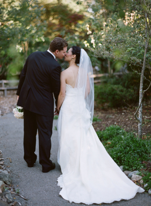 Couple Kissing Bret Cole Photography
