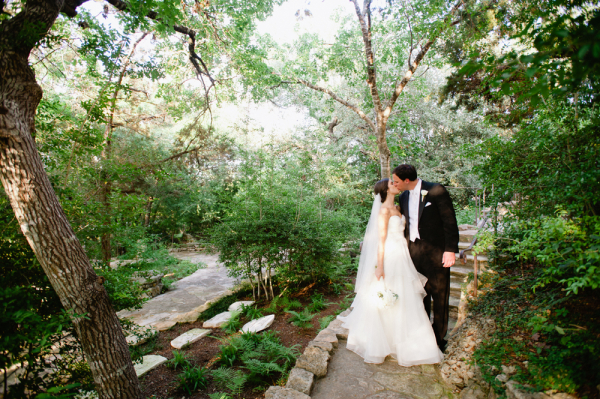 Couple Outdoor Austin Portrait From Shannon Cunningham Photography