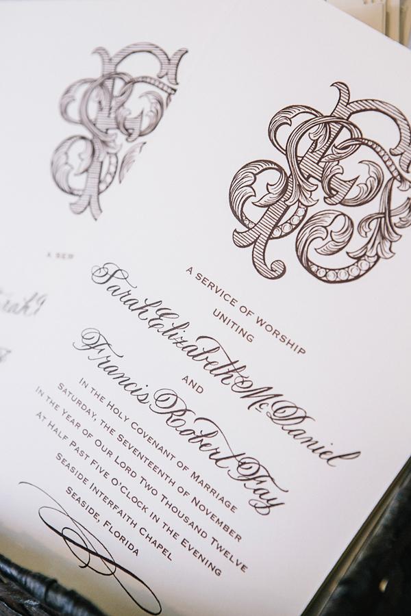 Monogram Wedding Invites Monogram Wedding Invitation wedding