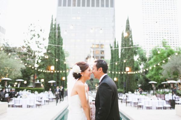 Downtown LA Wedding Adrienne Gunde