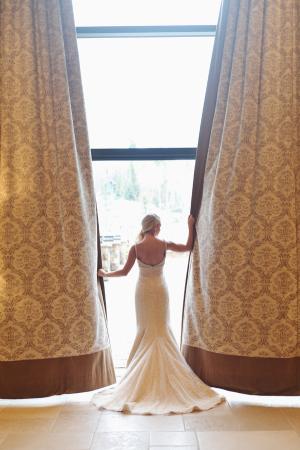 Dramatic Bridal Portrait Rebekah Westover