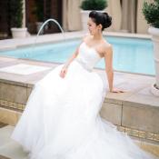 Elegant Bridal Gown