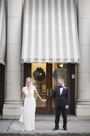 Elegant Downtown Savannah Wedding