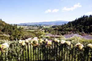 Elegant Hydrangea Garland