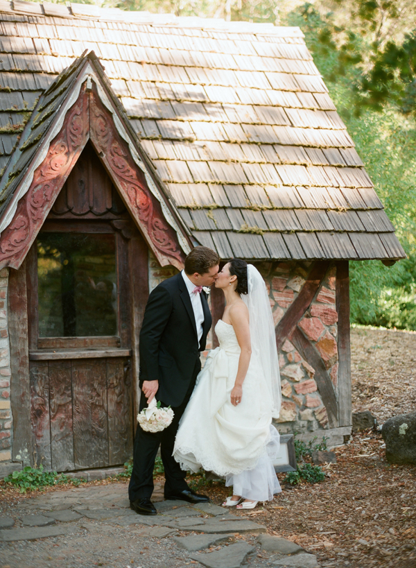 Elegant Northern California Wedding Bret Cole