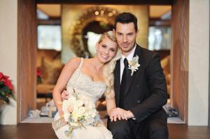 Elegant Silver and Gold Wedding Ideas