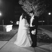 Fur Coat For Bride