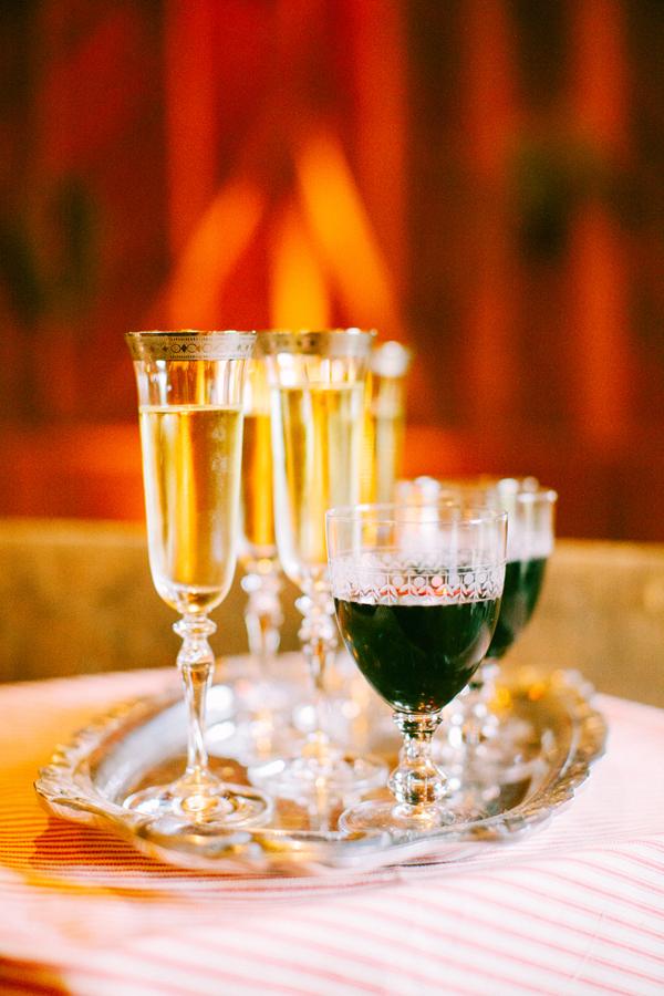 Glamorous Wedding Cocktails