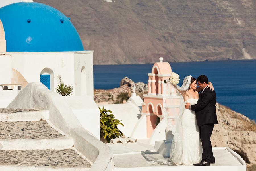 Wedding Photography Greece: Gorgeous Greece Destination Wedding From Vangelis Photography
