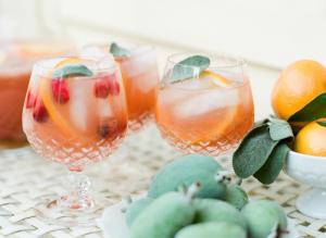 Guava Sangria