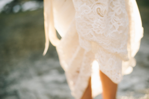 Lace Gown Claire Pettibone
