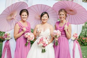Mauve Bridesmaids Dresses