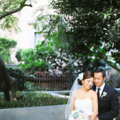 Modern Los Angeles Wedding Adrienne Gunde