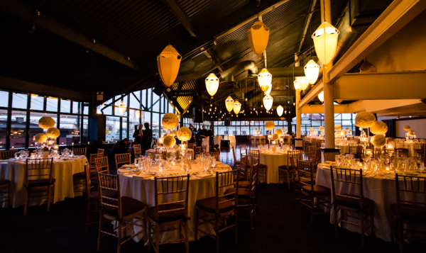 NYC South Seaport Reception Venue