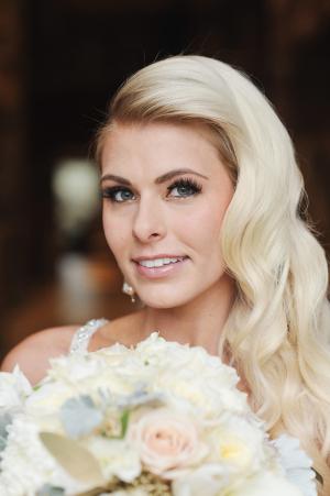 Neutral Elegant Bridal Makeup Ideas