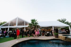 Outdoor Austin Reception Venue Shannon Cunningham Photography