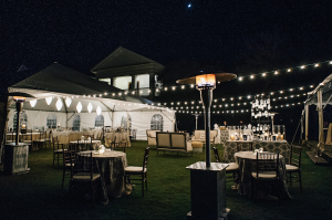 Outdoor Tent Reception Ideas in Seaside Florida