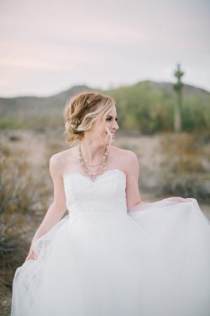 Peppermint Pretty Gown