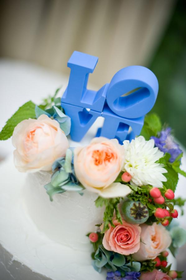Wedding Cake Topper Alternatives Fall