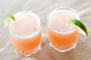 Pink Grapefruit Margarita