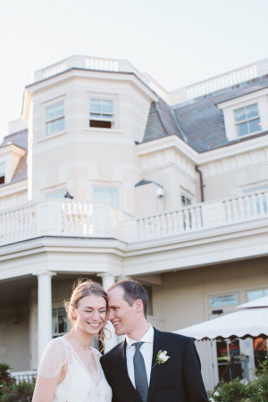 Rhode Island Wedding at the Chanler