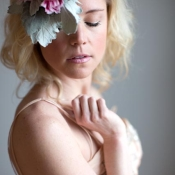 Rose Floral Hairpiece