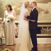 Savannah Wedding at The Olde Pink House