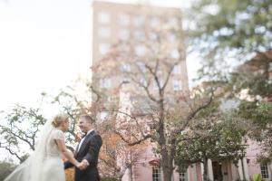 Savannah Winter Wedding