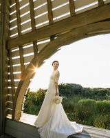 Seaside Florida Bridal Portrait VUE Photography
