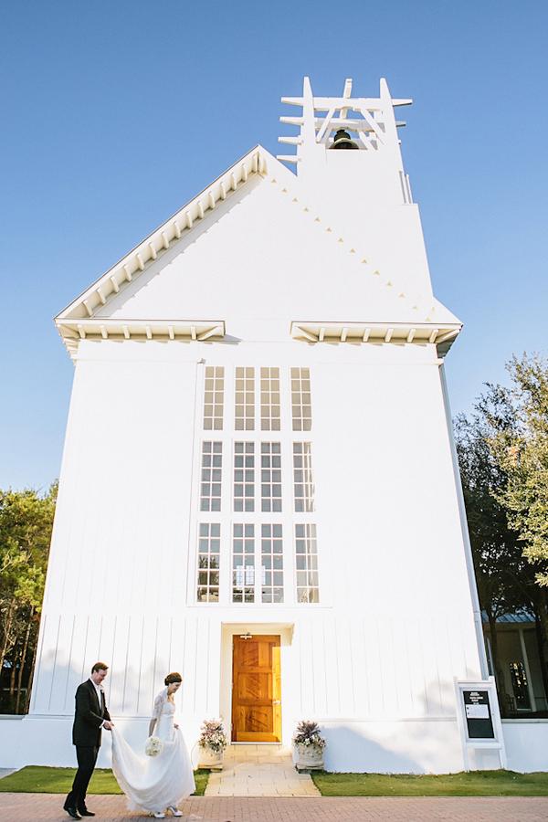 Seaside Florida Chapel Wedding Venue Ideas Elizabeth