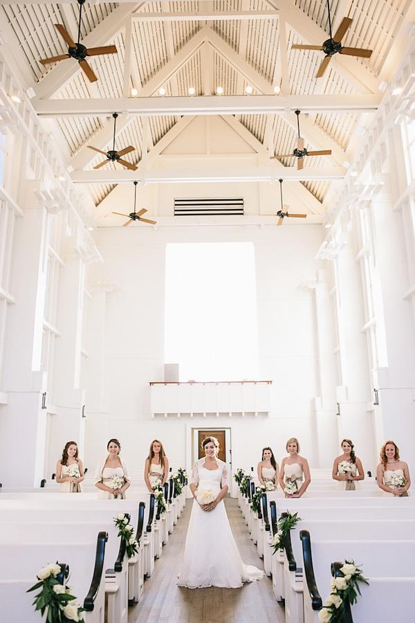 Seaside Florida Chapel Wedding Venue Ideas
