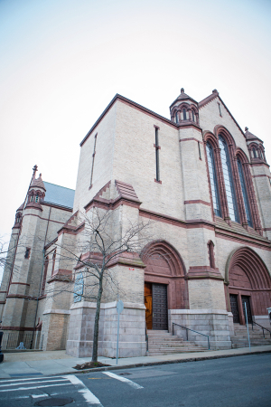 Stone Church Ceremony Venue