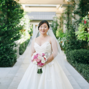 Sweetheart Neckline A Line Bridal Dress