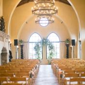 Elegant Rustic Wedding Chapel