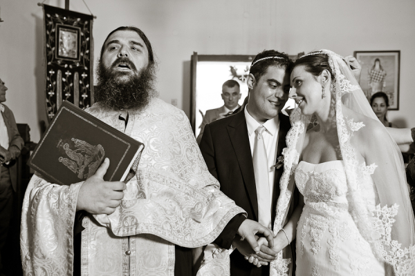 Traditional Greek Church Ceremony Vangelis Photography