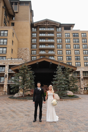 Utah Mountain Resort Wedding Venue Ideas