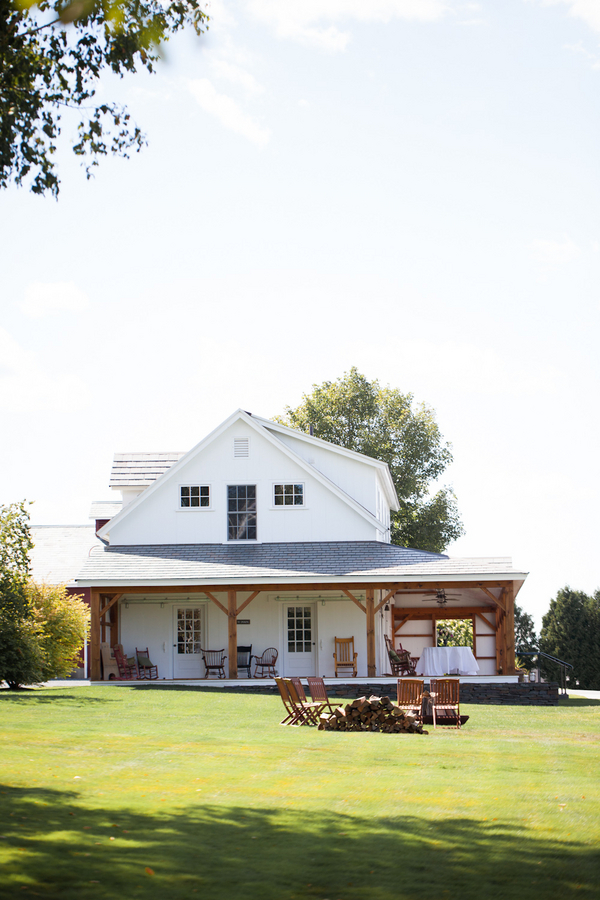 Vermont Homestead Wedding Venue Ideas