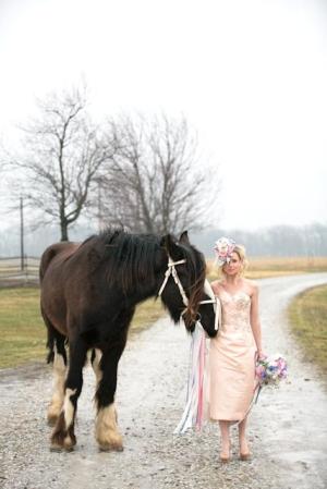 Vintage Wedding Fashion Ideas