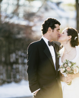 Winter Philadelphia Wedding