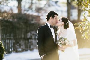 Winter Philadelphia Wedding