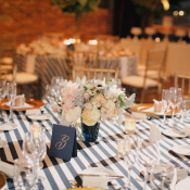 Yellow Pink and Cream Florals Reception Decor Ideas