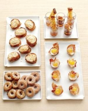 Bite Size Breakfast Foods