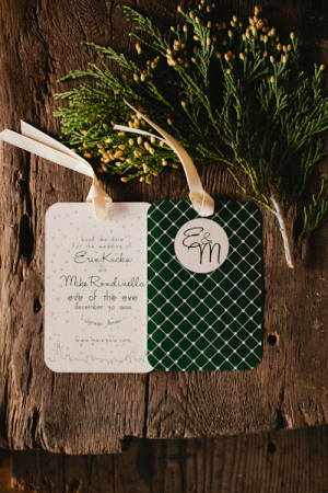 Bookmark Save the Dates