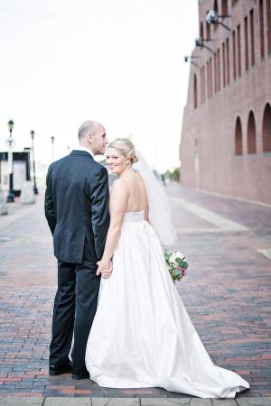 Boston Wedding Tyra Bleek