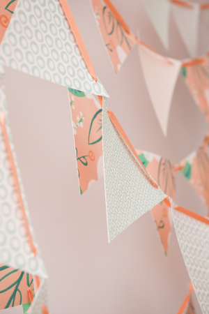 Bunting from Minted