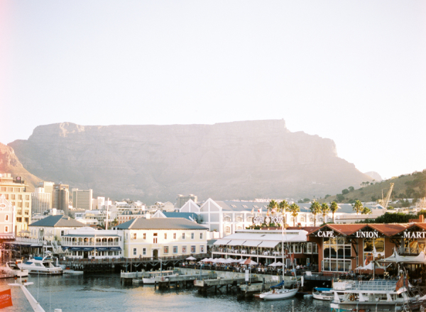 Honeymoon in Cape Town South Africa
