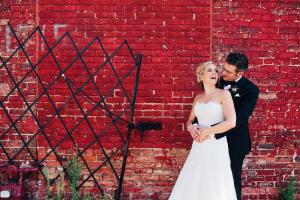 Chicago Modern Wedding Olivia Leigh